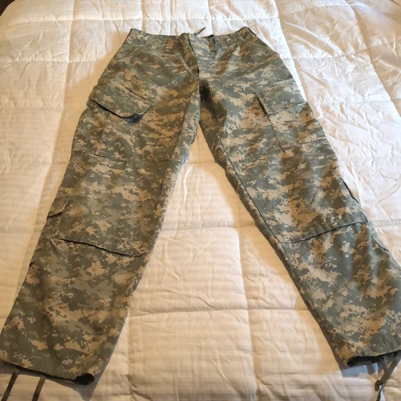 Authentic US Military Pants  8997781cabf